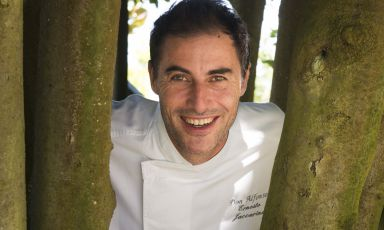 Ernesto Iaccarino, classe 1970, è lo chef del Don
