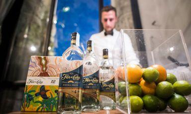 Mixtronomy: metti una sera a cena con il rum
