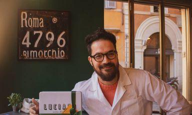 Luciano Monosilio porta la sua Cucina Italiana a Identità Golose Milano