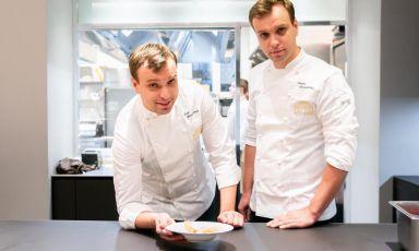 La cucina dei gemelli Berezutskiy, nel nome dell'armonia