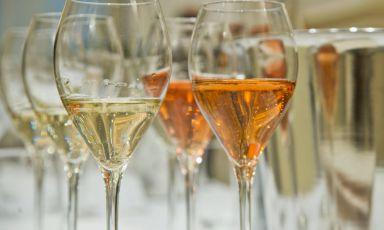 Champagne in tre dimensioni. Ed è già proiettato verso il futuro