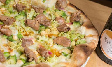 Niimori: my Japanese pizza