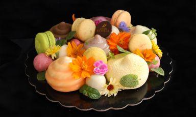 La torta in cui ti scegli gusto e colore. L'idea vincente di Loretta Fanella