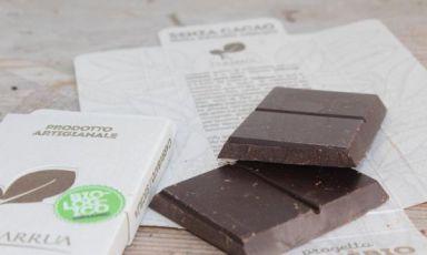 Burro di cacao più carruba uguale Giovanni Cicero