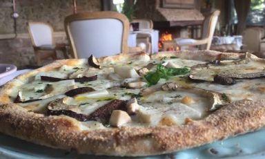 L'alta cucina abraccia il mondo della pizza an