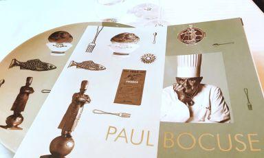 Ristorante Paul Bocuse, la cucina che salva la storia
