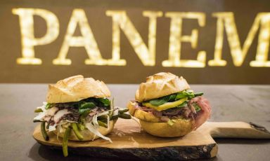 Panem: giro d'Italia in venti panini