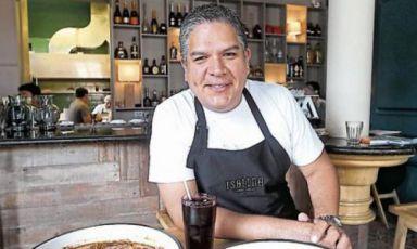 José del Castillo, chef diIsolina Taberna Peruanaa Lima, Perù. Terrà lezione a Identità Milano, sabato 23 marzo 2019 (format Contaminazioni) e cucinerà 3 cene all'Hub di Identità in via Romagnosi