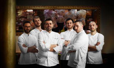 Giulia Restaurant, Romito boys crescono