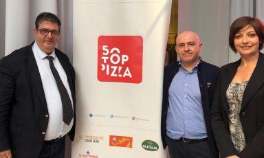 Salvo, Nasti, Puglisi: il podio della migliore pizza europea