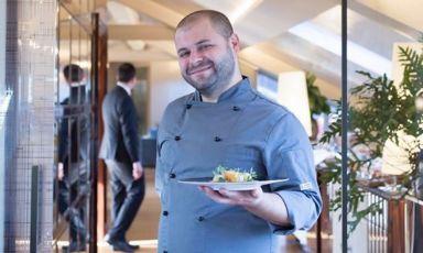 Stefano Mattara a Como, buona cucina Sottovoce