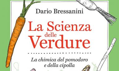 Dario Bressanini racconta la Scienza delle verdure