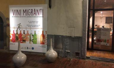 La prima volta dei Vini Migranti