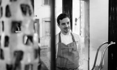 Martedì 5 ottobre a Identità Golose Milano c'è Gianluca Gorini, con un menu a base di tartufo