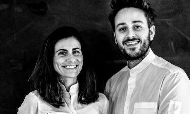 Valerio Serino e Lucia De Luca: insieme hanno aperto due attività a Copenhagen. Il ristorante Tèrra nel 2017, lo stand di pasta fresca Il Mattarello tre anni prima