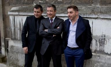 I fratelli Roca, al secondo posto della classifica