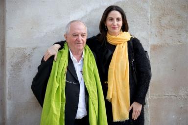 Juan Mari e Elena Arzak