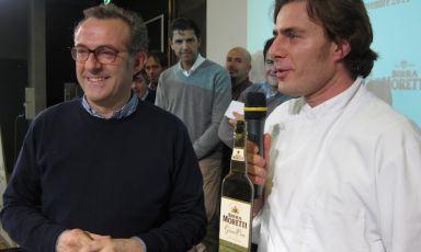 A Baldessari il premio Birra Moretti