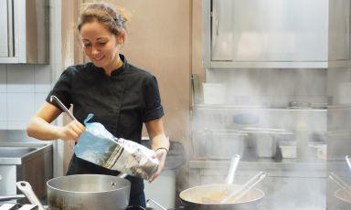 La chef Alessandra Civilla