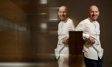 Alfio Ghezzi: una cucina che parla di vette e altitudini