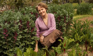 Alice Waters: pizza, and much more