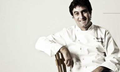 Spanish chef Josean Alija was born in Bilbao, in the Basque Country: for over 10 years he's been at the helm of the Guggenheim Museum restaurant, which a few years ago became Nerua, tel. +34.944.000430. We republish, in two episodes, the article he wrote for Guida ai ristoranti di Identità Golose 2014, published by Mondadori, and dedicated to the city where he works and lives