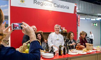 Calabria protagonista. Anche nel vino