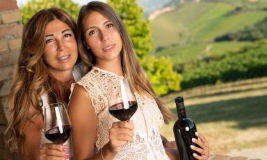 Angela Velenosi e la figlia Marianna: il regalo più grande sarà poter visitare i nostri clienti in giro per il mondo