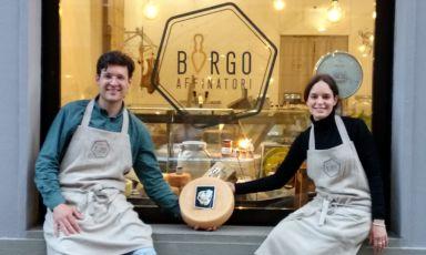 Borgo Affinatori ad Asti: cultura dei formaggi