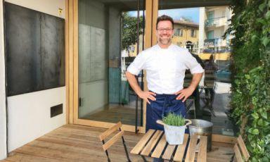 Renato Bosco: here's Saporè's new home
