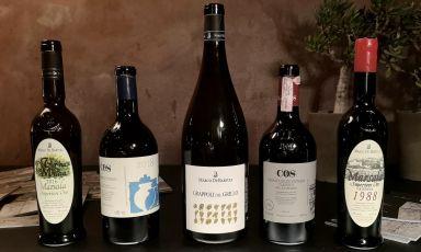 De Bartoli e Cos, due modi di fare vino. Confronto tra Occidente e Oriente di Sicilia