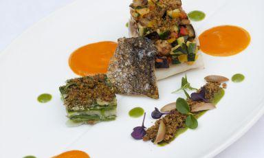 Pesce e verdure, un inno all'estate