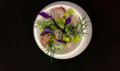 L'insalata macchiata: il piatto del 2021 di Cristian Elena