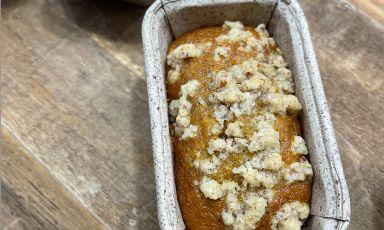 Le ricette di Identità Golose Food Court al Supersalone: la Carrot Cake di Andrea e Giacomo Besuschio
