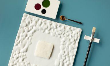 Paint Your Future: il piatto del 2021 di Davide Camaioni