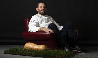 Cristiano Tomei: un Box a forma di Imbuto dove è ammessa la creatività