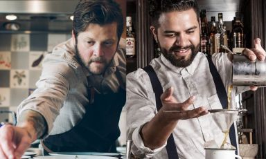 Chef vs barman: chi fatica di più?