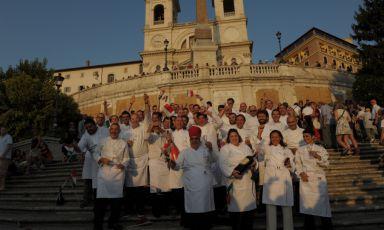 Chef sotto le stelle di Roma