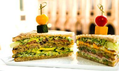 Pedron ha fatto suo un panino che è un capolavoro nato a New York