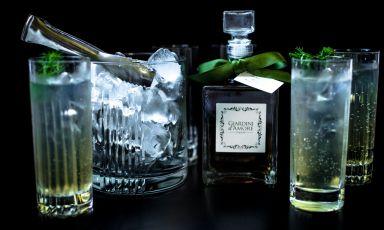 A Identità gli abbinamenti gourmet con i liquori Giardini d'Amore