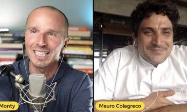 Ricerca, memoria, pensiero e... orto. Il mondo di Mauro Colagreco raccontato ai S.Pellegrino Food Talks