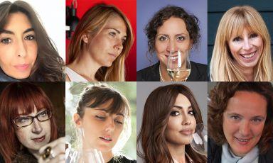 Le etichette per le feste delle donne del vino (parte seconda)