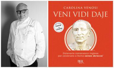 Carolina Venosi e Antonello Colonna a Identità Golose Milano? Avoja!