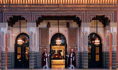 La Mamounia, la Grand Dame di Marrakech torna in tutto il suo splendore