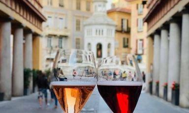 Un brindisi nei giorni diAcqui Wine Days, rassegna che a fine settembre ha calamitato nel centro alessandrino migliaia di appassionati