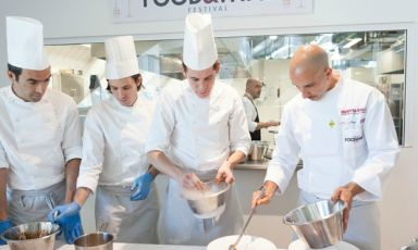 Roma Food & Wine, 18 great chefs