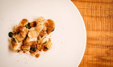Fusillone, patate, lardo dei Nebrodi, ricci di mare: la ricetta dell'estate di Giovanni Lullo