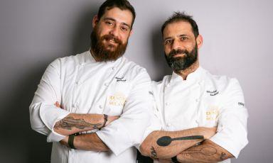 Concreta golosità: il menu dei Costardi Bros a Identità Golose Milano il 5 e il 6 giugno