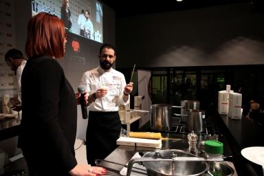 """La lezione dei fratelli Christian e Manuel Costardi: """"Chi l'ha detto che la pasta è un primo piatto?"""""""