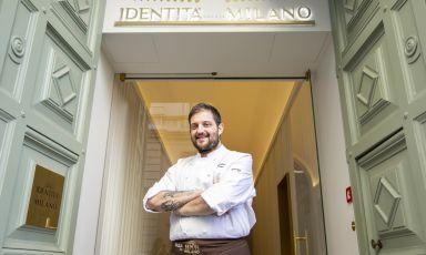 Toscana e Campania unite dalla cucina di Cristoforo Trapani